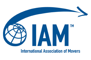 Moving - IAM Logo