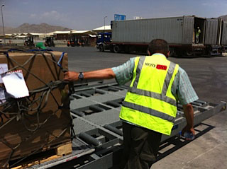 cold chain afghanistan