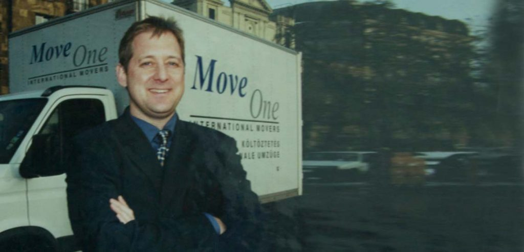 Move One Logistics in 1995