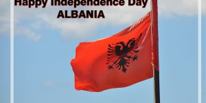 Albania-Independence
