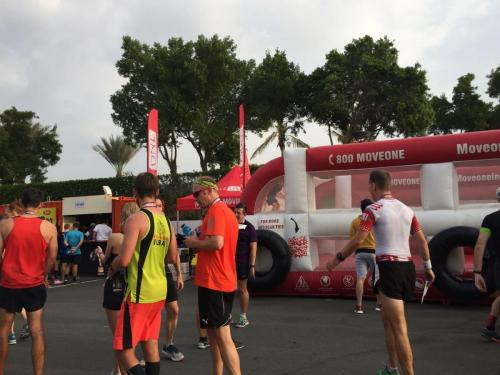 Dubai Creek Striders Half Marathon