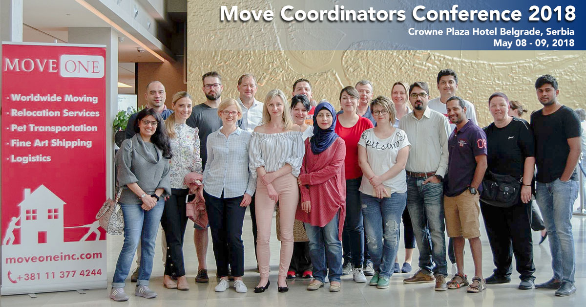 Move One : Move Coordinators Conference 2018